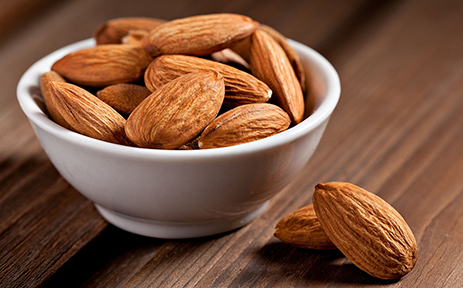 Almond Nuts HD
